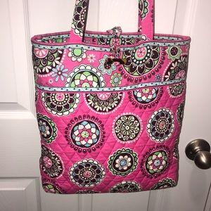 Very Bradley tote bag